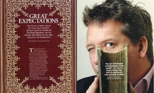 Image of article from Royal Mail magazine