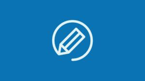 Copy-editing icon