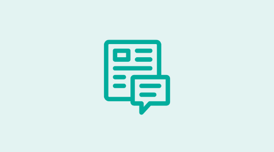 Blog copywriting - icon